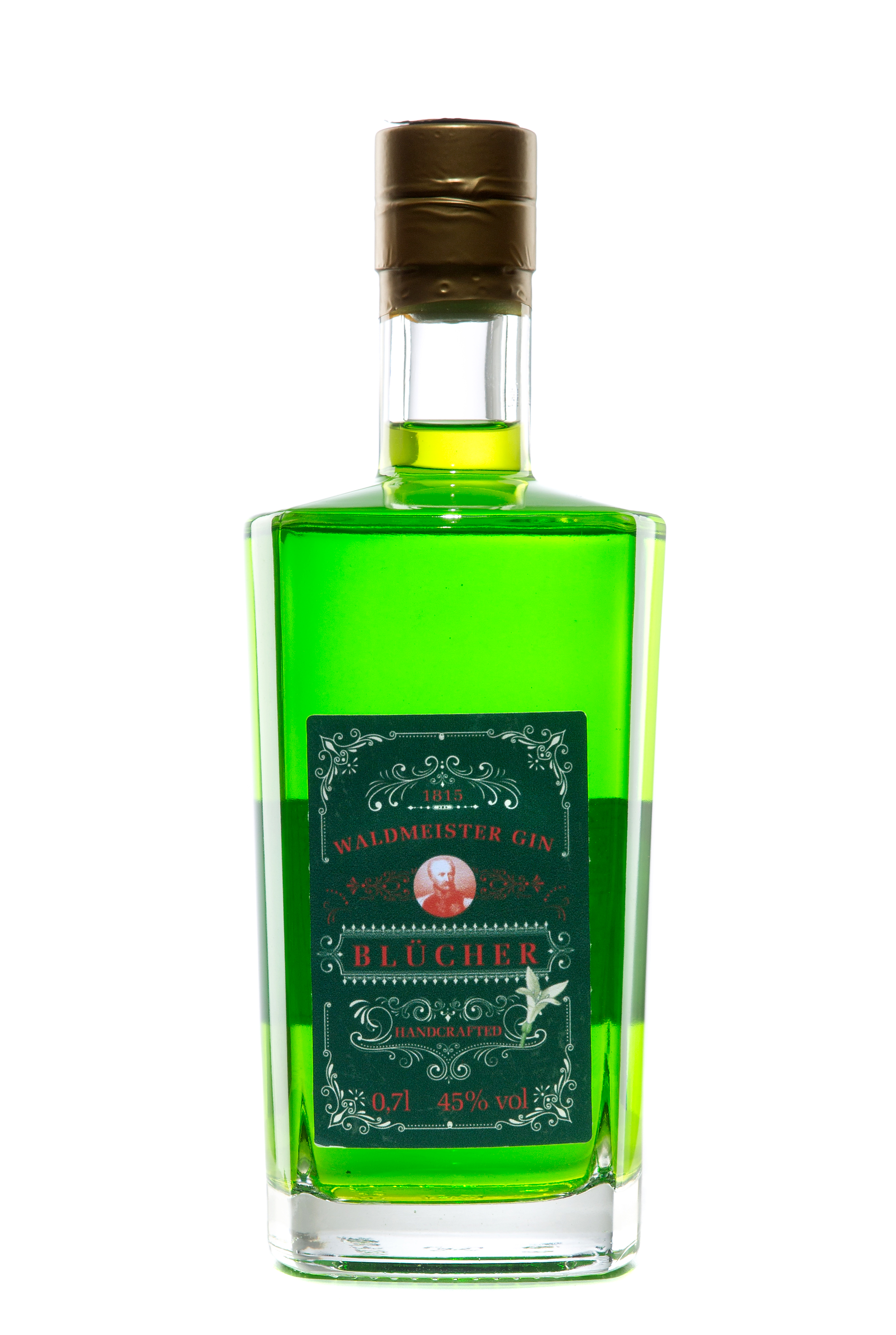 Blücher Waldmeister Gin