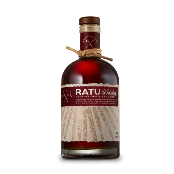 Ratu Signature Blend 8 Years Rumlikör