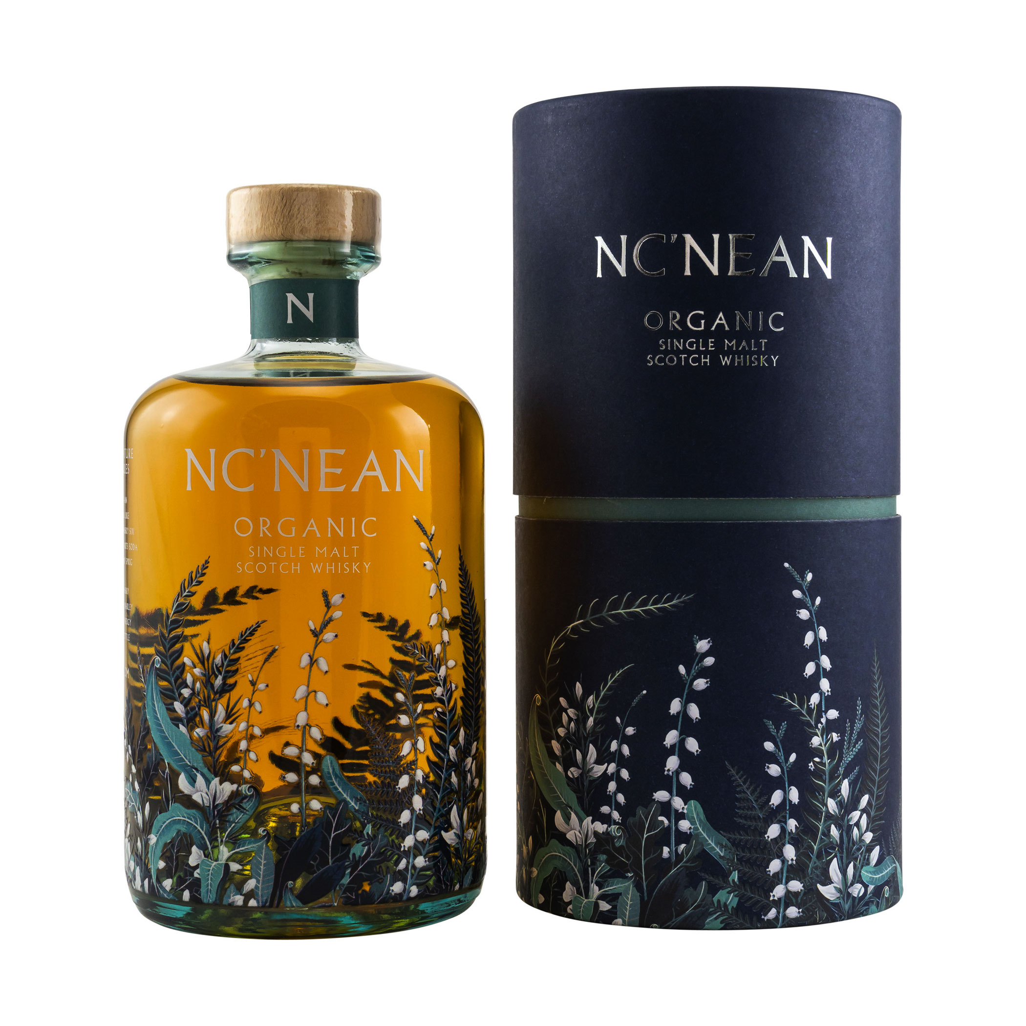 Nc' Nean Organic Single Malt Scotch Whisky Batch 01