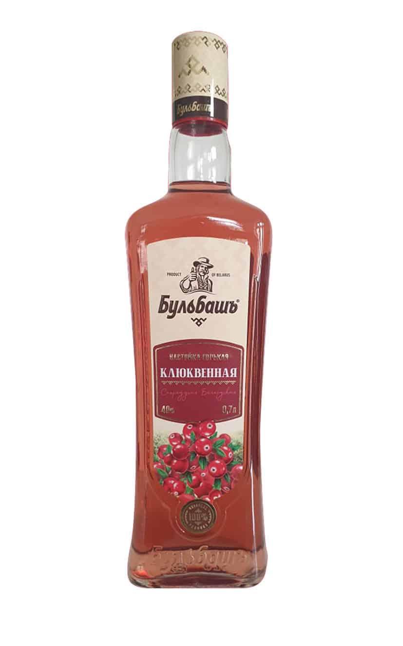 Bulbash Klukwennaja – Wodka Moosbeere