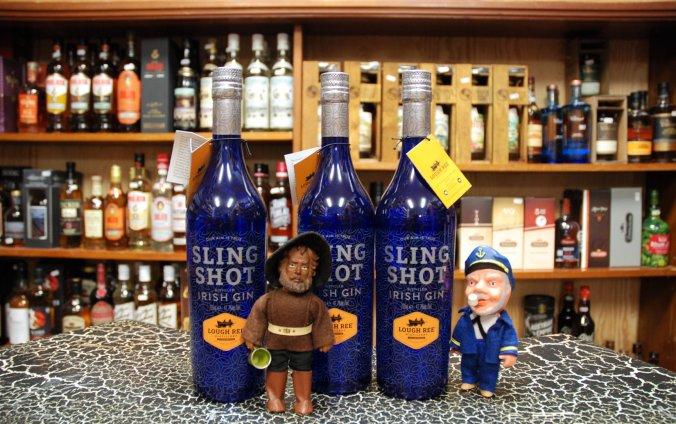 Neu im Regal: Sling Shot Gin