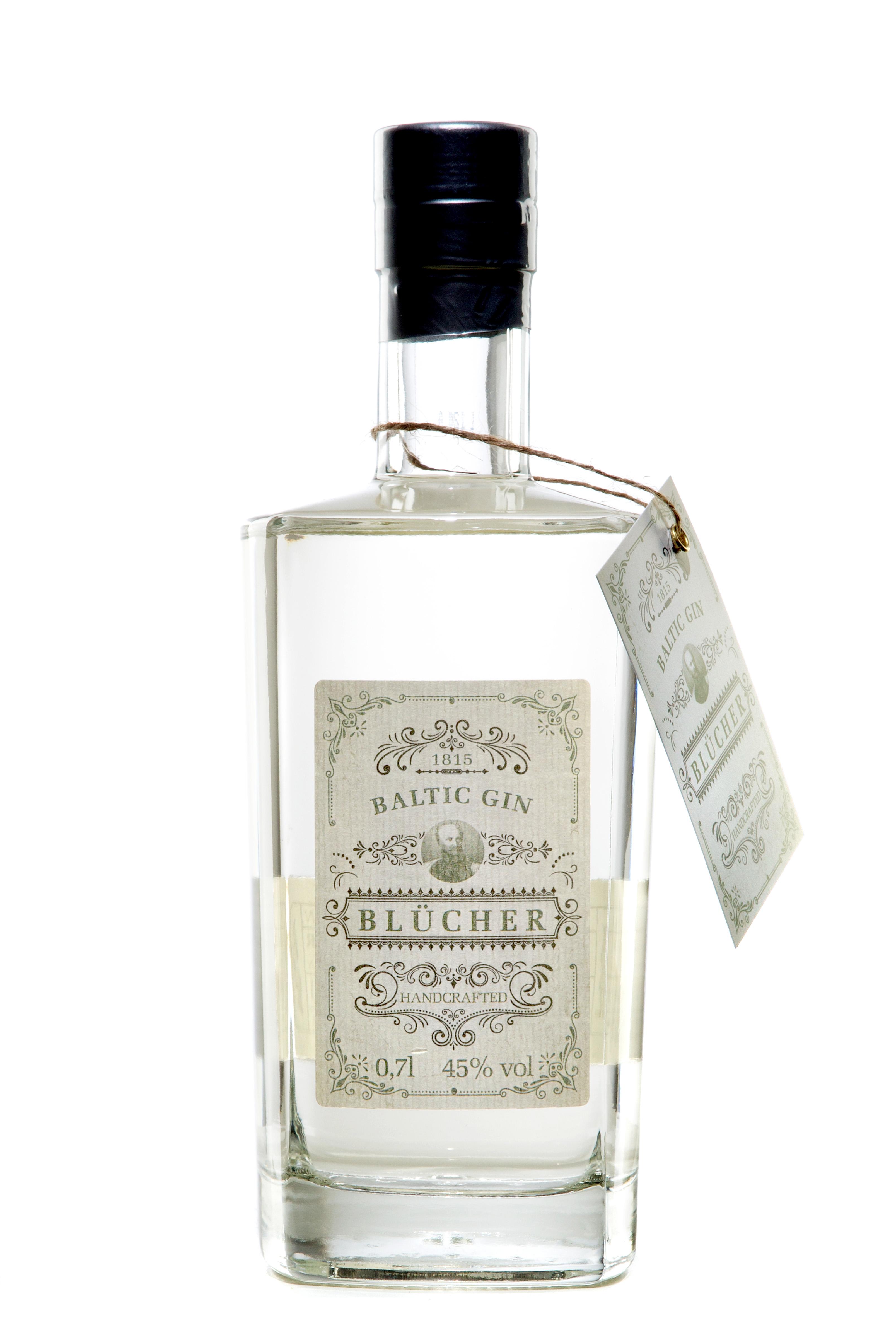 Blücher Baltic Gin