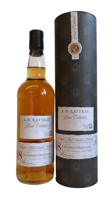 A.D. Rattray Cask Collection Linkwood 18 Jahre Single Malt Scotch Whisky