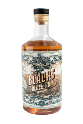 Blacks Golden Irish Rum