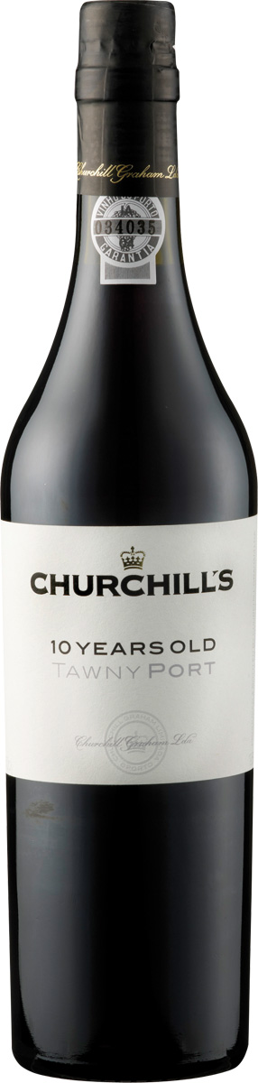 Churchill´s 10 Years Old Tawny Portwein