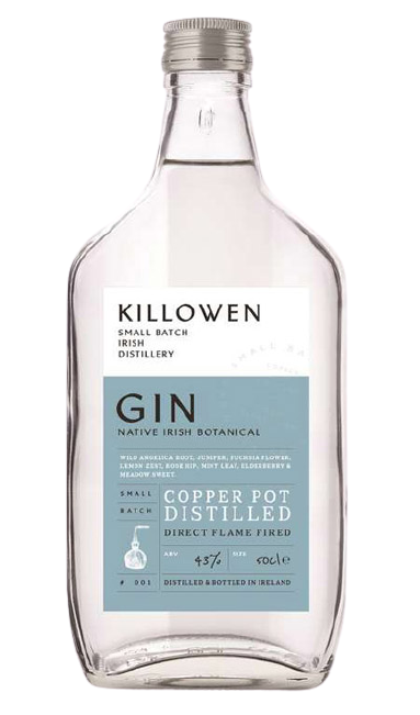 Neu im Regal: Killowen Gin