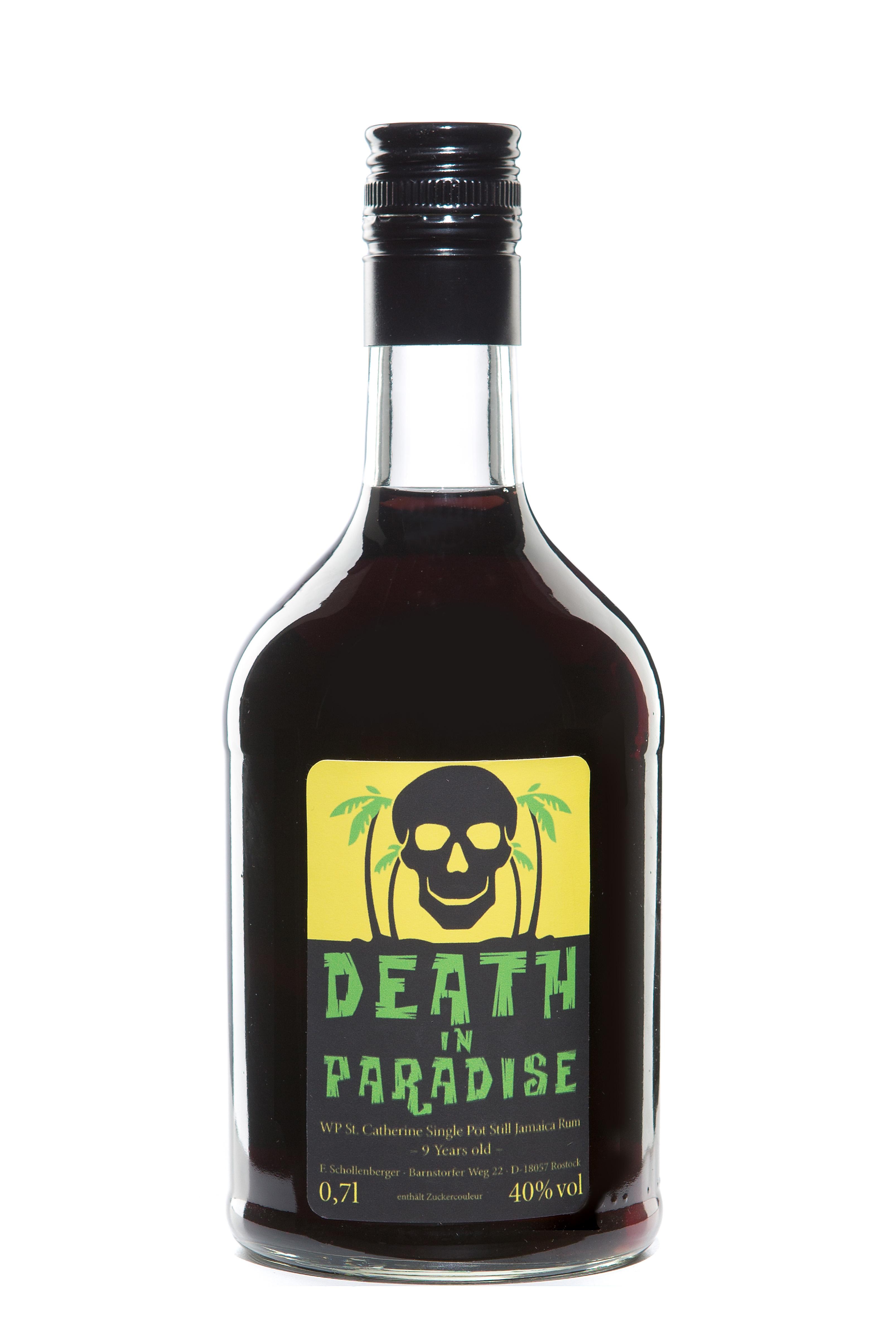 Death in Paradise Rum 9 Jahre