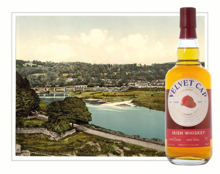 """Blackwater Destillery: """"Velvet Cap"""" Whiskey"""