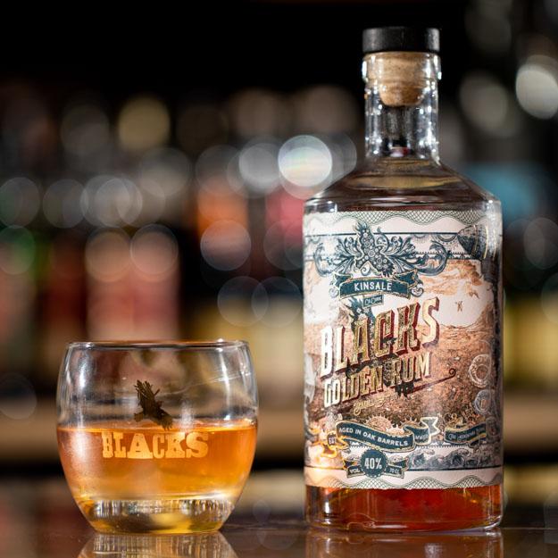 Blacks Distillery - Irlands erste Rumdestille