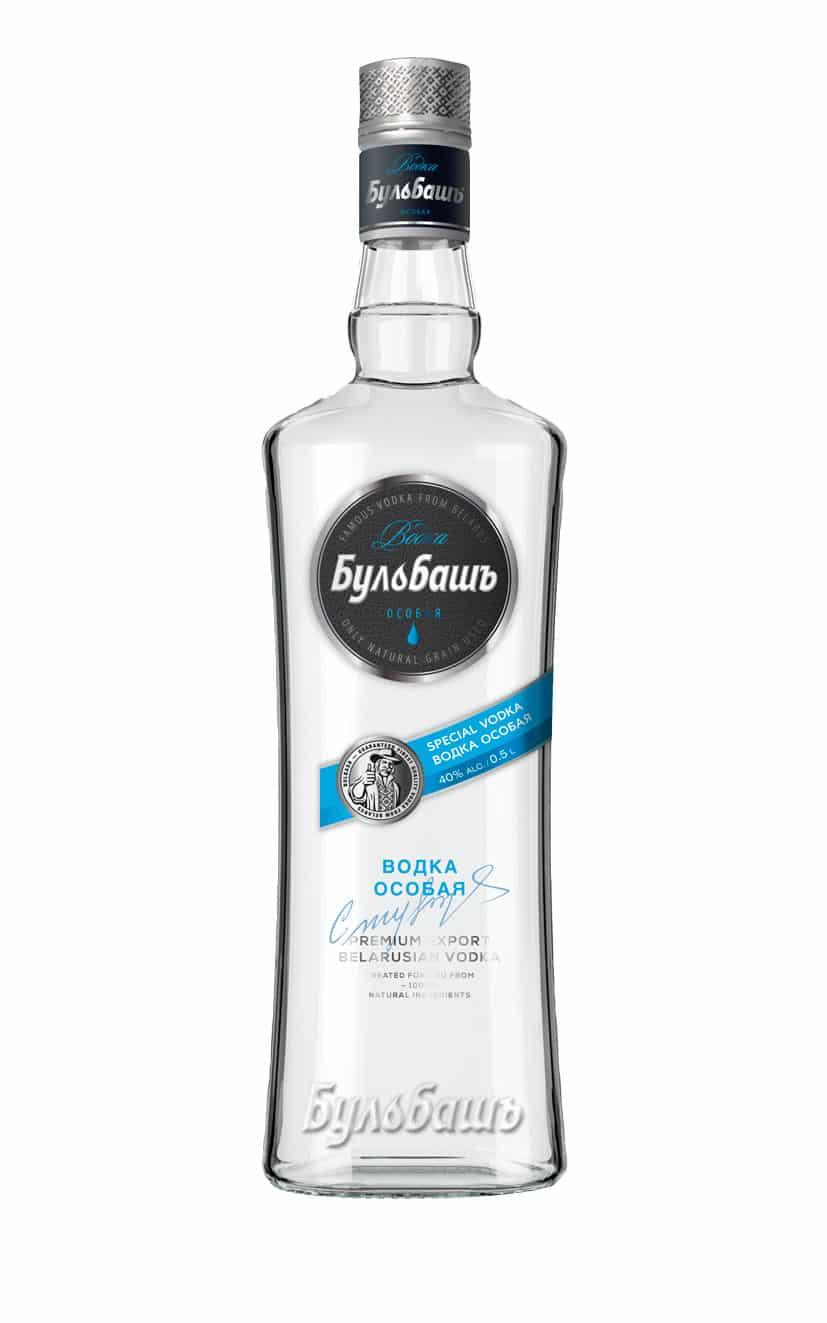 "Bulbash Osobaja Wodka ""Der Besondere"""
