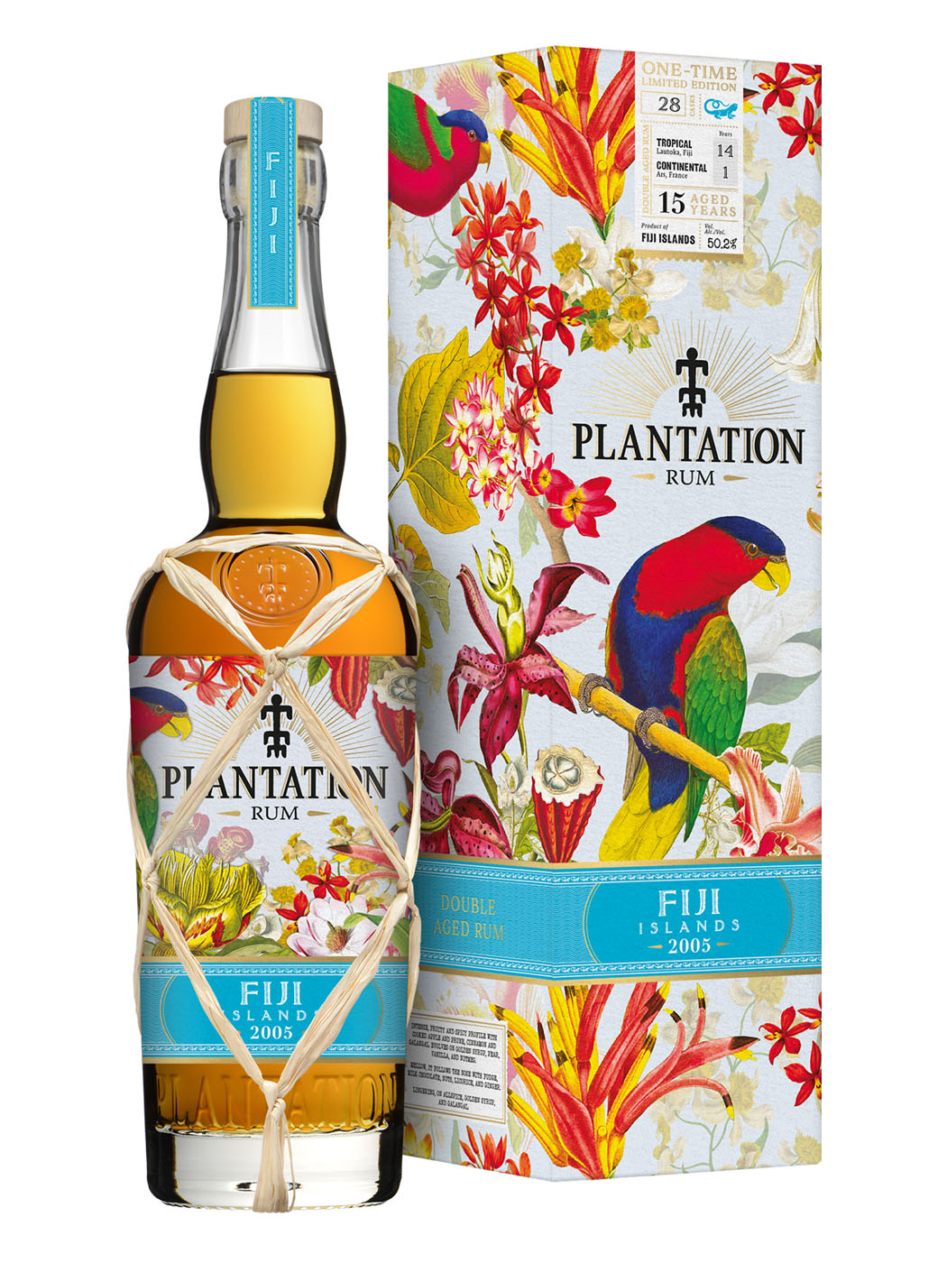 Plantation Rum Fiji 2005 ONE TIME Edition