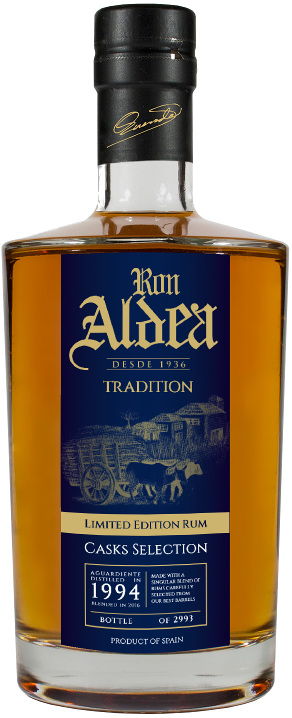 Ron Aldea 1994 Tradition Cask Select Rum