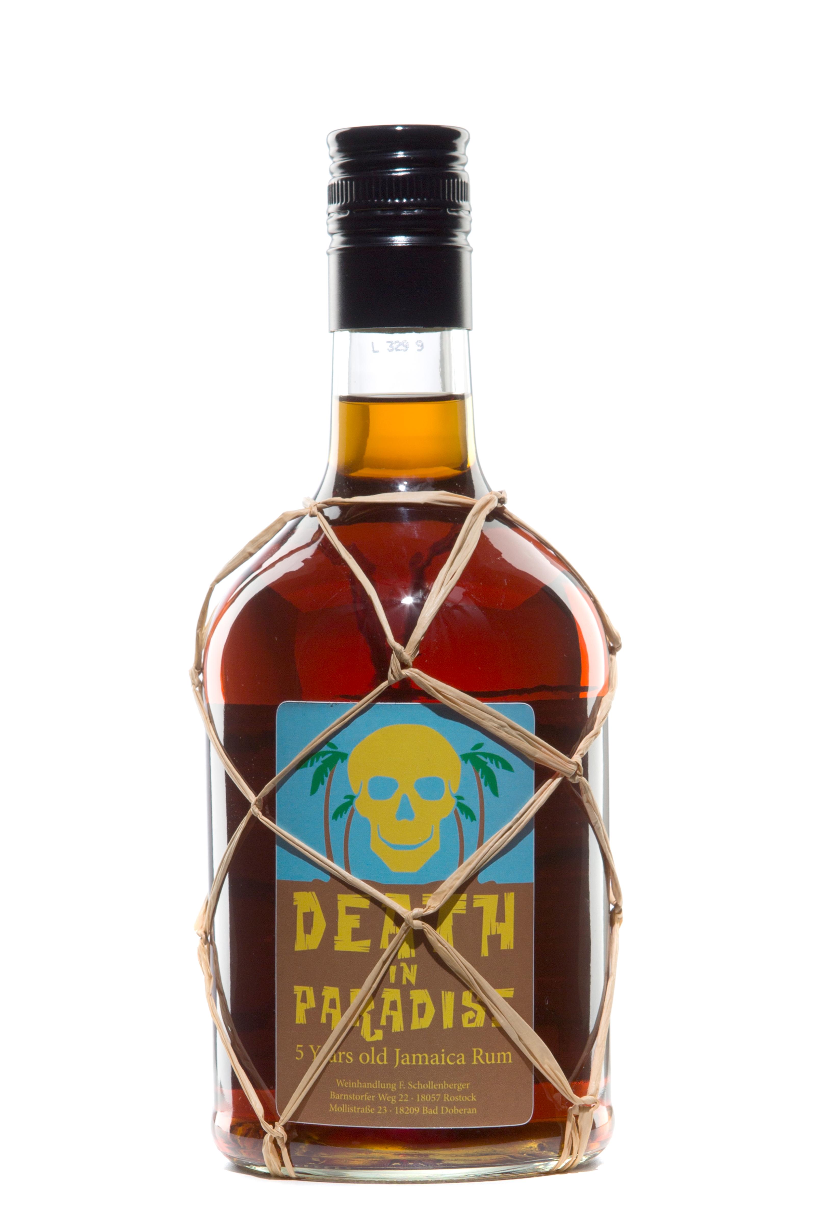 Death in Paradise Rum 5 Jahre