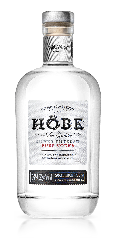 HÕBE Silver filtered pure Vodka