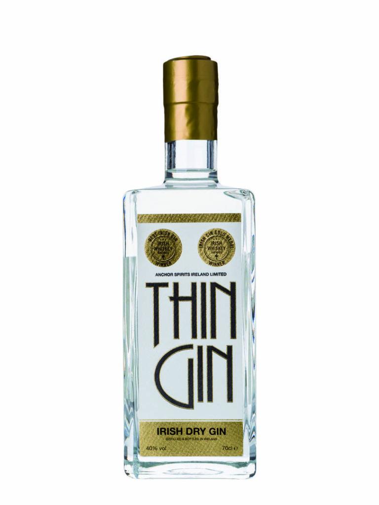Neu im Regal: Thin Gin – Irish Dry Gin