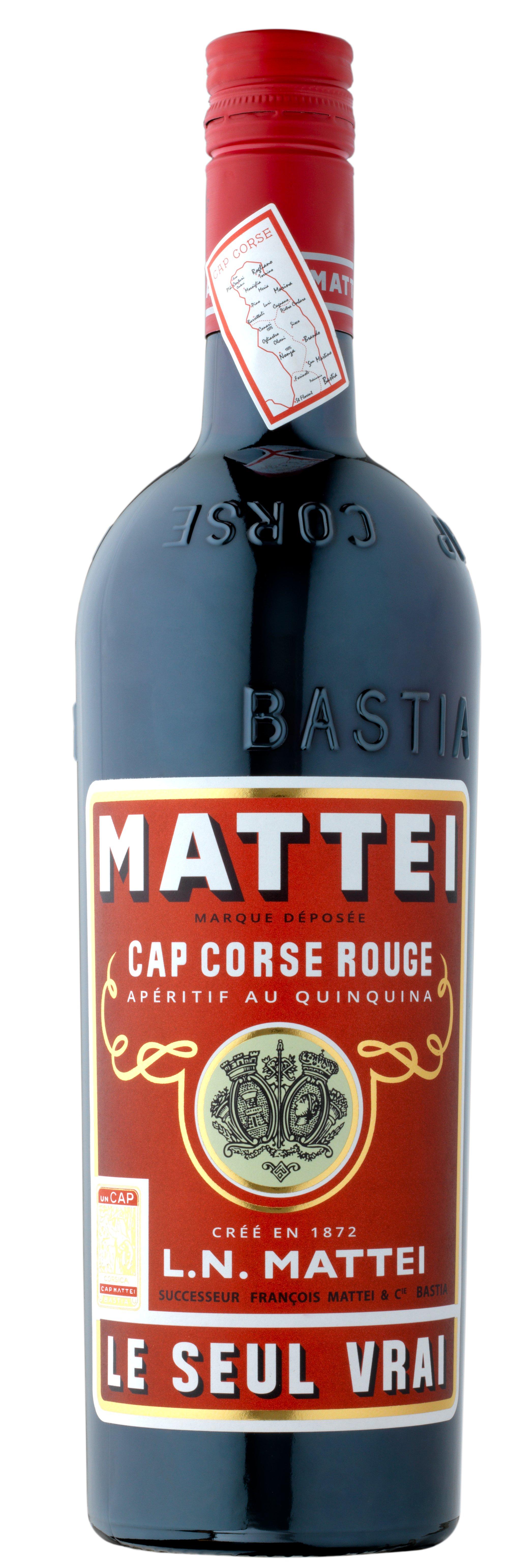 L.N. MATTEI Cap Corse Réserve Quinquina Rouge LE SEUL VRAI