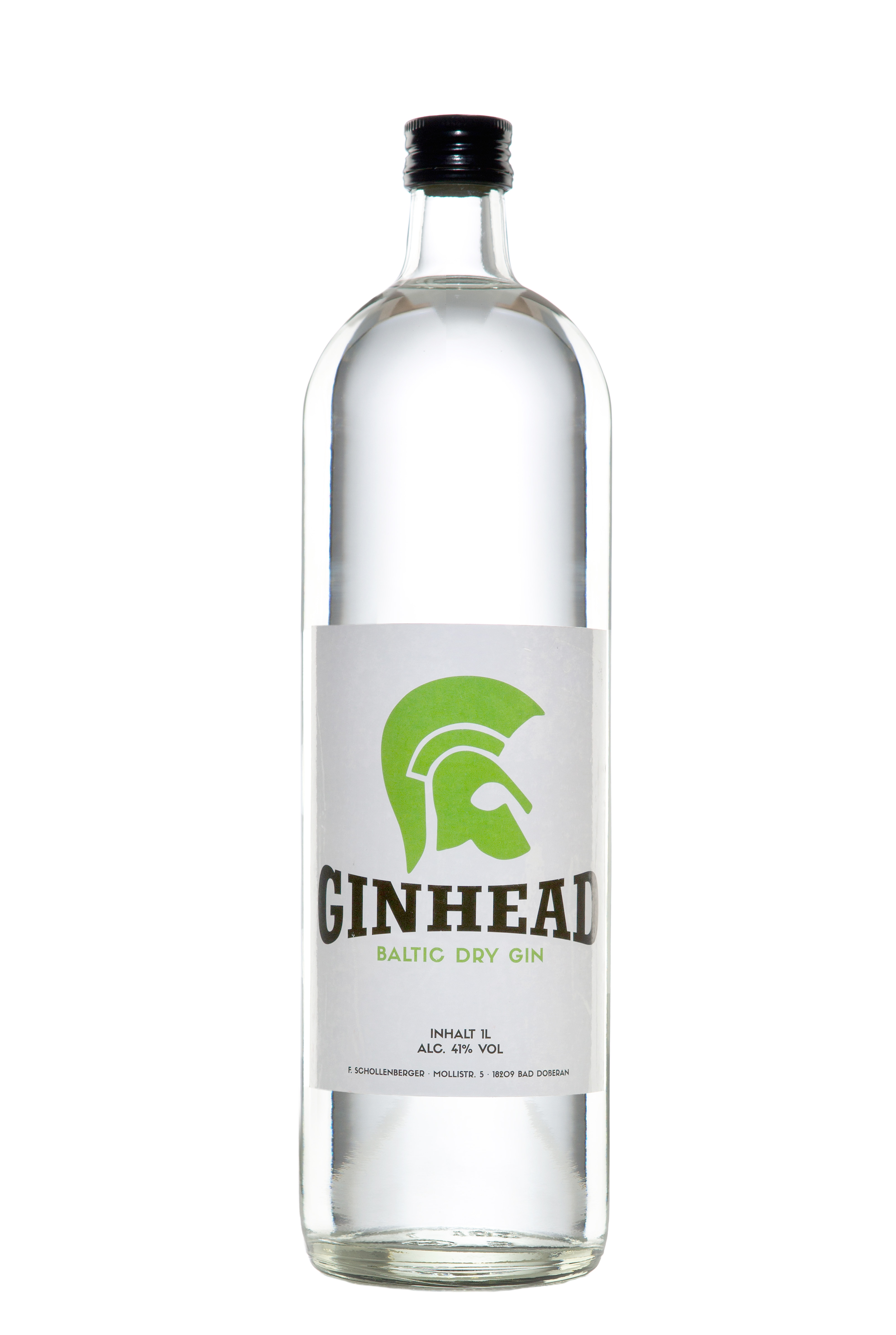 Ginhead Baltic Dry Gin