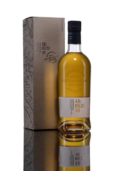 Ardnamurchan Single Malt Whisky Batch No 1