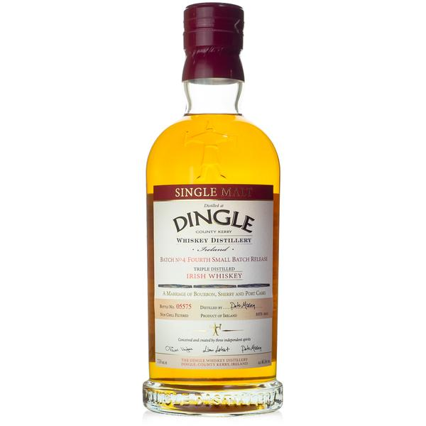 Dingle Batch No. 4 Irish Single Malt Whisky